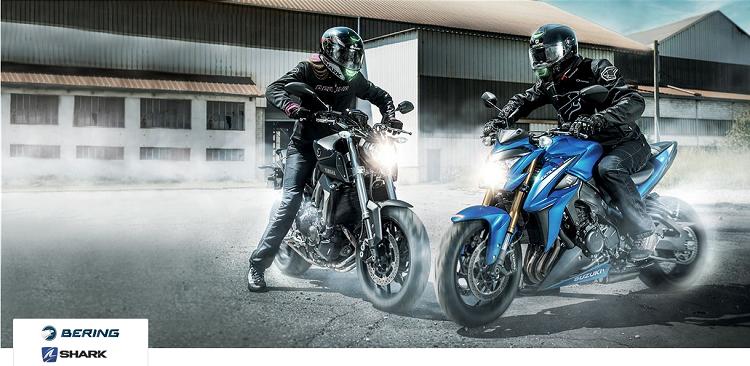Bering & Shark Motorradbekleidung mit bis zu 65% Rabatt   z.B. Shark Speed R 2 Foggy für 193,50€ (statt 249€)