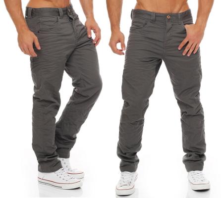 Jack & Jones   Stan Isac Jeans Hose in Charcoal Grey für 39,99€ (statt 50€)