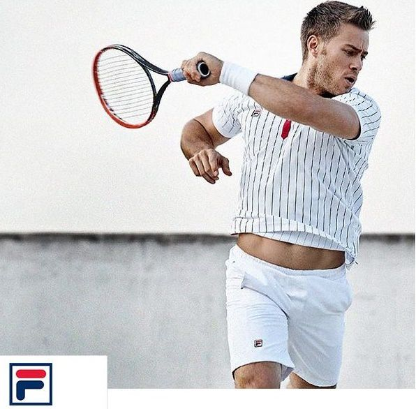 Fila Sale bei Vente Privee   Tennisbekleidung mit bis zu 60% Rabatt   z.B. Shirts ab 15€