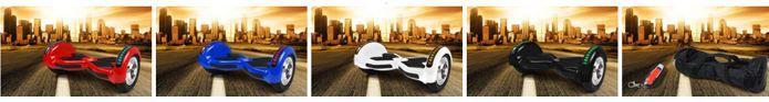 VIRON CrossRover V.8   800Watt Hoverboard mit 10Zoll Luftbereifung für 249,90€