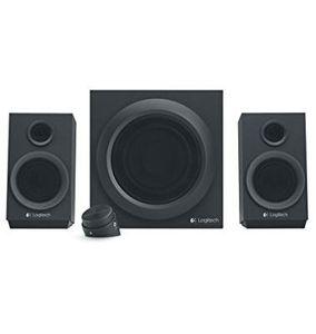 Logitech Z333 Multimedia Home Entertainment Lautsprecher System für 29€ (statt 40€)