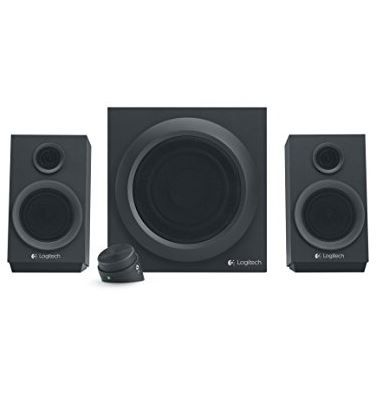Logitech Z333 Multimedia Home Entertainment Lautsprecher System für 29€ (statt 45€)
