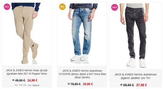 Zengoes mit bis 60% auf Jack & Jones Herren Jeans