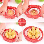 Apfelschneider für 8 perfekte Stücke für 1,11€