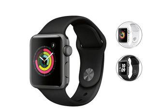 Apple Watch Series 3 GPS 42mm für 215,10€ (statt 256€)