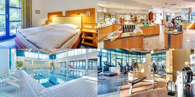 2 ÜN auf Rügen inkl. Halbpension, Fitness & Wellness ab 129€ p.P.