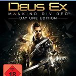 Deus Ex – Mankind Divided – Day-One Edition (PS4) für 8,99€ (statt 15€)