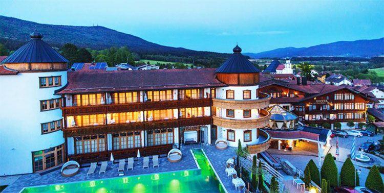 2 ÜN in der Oberpfalz im 4* Hotel inkl. Frühstück, Dinner & Wellness ab 119€ p.P.