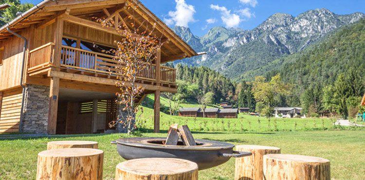 3 ÜN in Trentino im Luxus Chalet mit Frühstückskorb & mehr (2 Kinder bis 5 kostenlos) ab 199€ p.P.