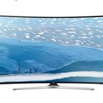 Samsung UE55KU6179 – 55 Zoll Curved UHD TV für 688€ (statt 728€)