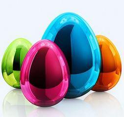dicke Eier
