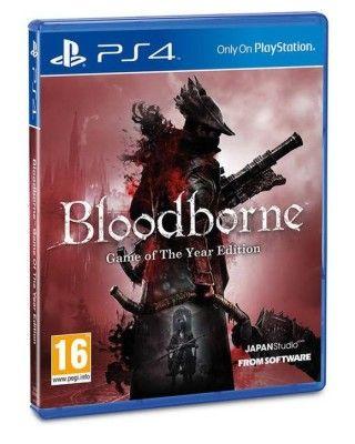 Bloodborne   Games of the Year Edition (PS4) für 27,50€ (statt 34€)