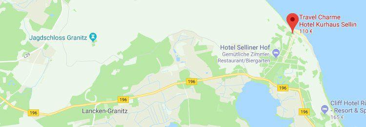 2 ÜN auf Rügen inkl. Frühstück & Wellness ab 109€ p.P.