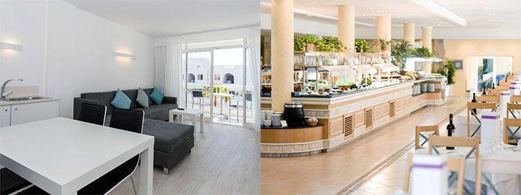 hotel ap zi 5 ÜN auf Mallorca inkl. Flug, HP, Spa & allen Transfers ab 266€ p.P.