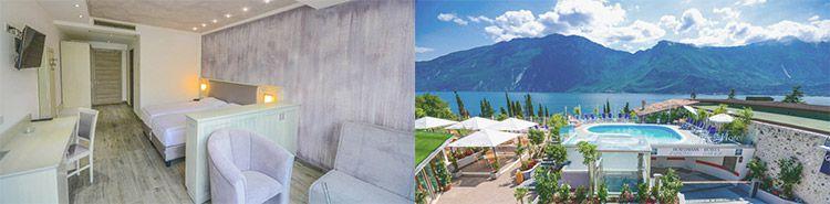 hotel g zi 3 ÜN am Gardasee inkl. Frühstück, Dinner & Wellness ab 179€ p.P.