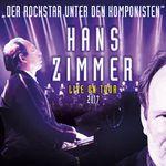 Hans Zimmer – Live on Tour am 09.06. in Frankfurt inkl. ÜN inkl. Frühstück ab 139€ p.P.