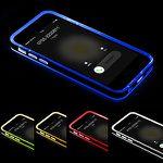 Stoßfeste LED-Hülle in versch. Farben für das iPhone (ab 5er) ab 1,99€