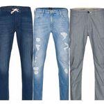 Lee Herren Jogg Jeans – diverse Modelle statt 33€ für je nur 19,99€