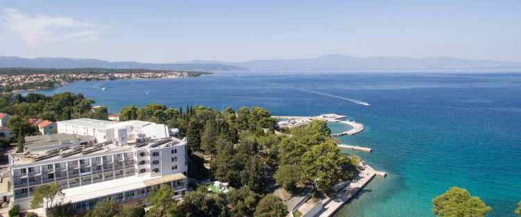3 ÜN in der Kvarner Bucht (Kroatien) direkt am Strand inkl. HP+ ab 99€ p.P.