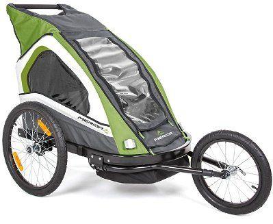 Merida Kinderfahrradanhänger Sedan Duo für 294,39€ (statt 399€)