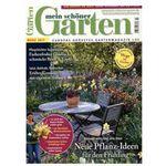 mein schöner Garten, GartenFlora und Wohnen & Garten Jahresabos dank Gutscheinen schon ab 8€