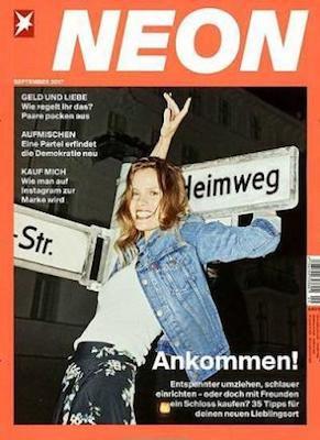NEON mit 12 Ausgaben für 49,20€ inkl. 40€ Gutschein + 5€ Rabatt