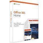 Microsoft Office 365 Home 🖥️ für 54€ (statt 72€) – 1 Jahr für 6 Benutzer (Win, Mac oder Tablet)