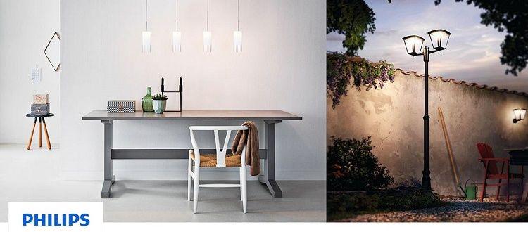 Philips Lampen Sale bei vente privee   z.B. Philips Pendelleuchte Tarn für 79,90€ (statt 96€)