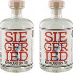 Siegfried – Rheinland Dry Gin im Doppelpack für 49,90€ (statt 59€)