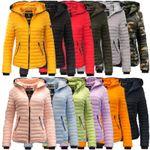 Navahoo KIMUK – Damen-Steppjacke in 11 Farben für 29,90€ (statt 35€)