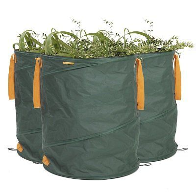 PRIMA GARDEN   3x Gartenabfallsäcke je 160l für 24,90€