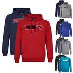 Puma – verschiedene Herren-Sweatshirts und Sweatjacken für je 26,95€