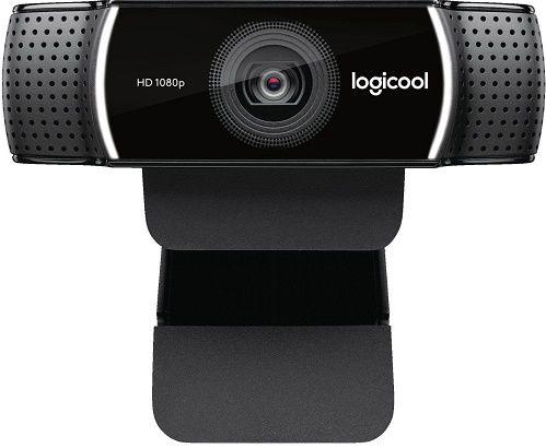 Logitech C922 Pro Stream Webcam für 55€ (statt 78€)