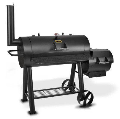 Hecht Sentinel Max XXL Smoker   BBQ Grill für 349€ (statt 409€)