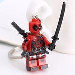 """Ab 11 Uhr! Schlüsselanhänger """"Soldat"""" im Lego-Stil für 0,09€"""