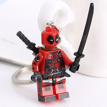 Ab 11 Uhr! Schlüsselanhänger Soldat im Lego Stil für 0,09€