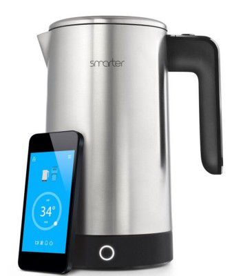 Smarter iKettle 2.0   WLAN Wasserkocher für 55,90€ (statt 106€)