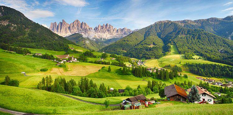 3 ÜN Südtirol inkl. HP, Wellness & mehr ab 158,50€ p.P.