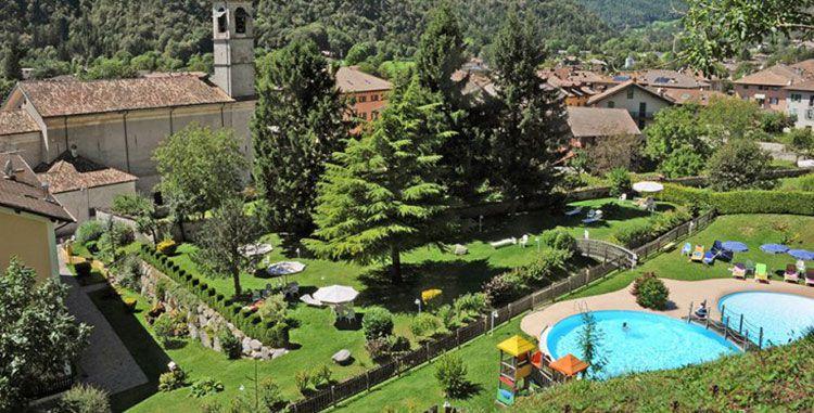 ter te 6 ÜN in Trentino inkl. HP, Leihfahrräder & Gästekarte ab 229€ p.P.