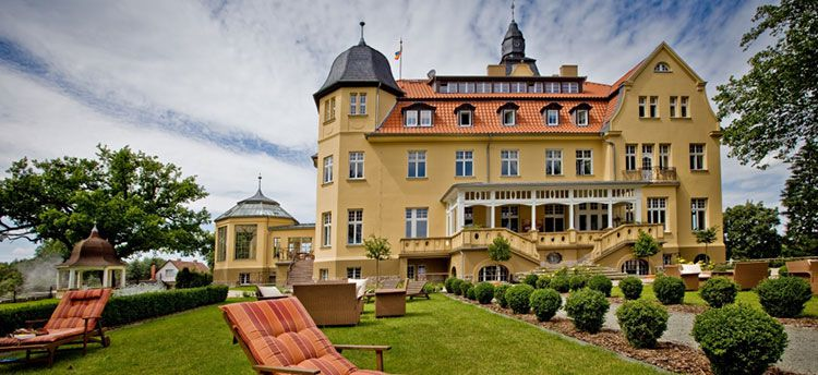 2 ÜN im 5* Schlosshotel Wendorf in Meck Pomm inkl. Frühstück, Dinner & Wellness ab 139€ p.P.