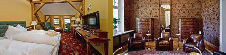 wendorf zi 2 ÜN in 5* Schlosshotel in Meck Pomm inkl. Frühstück, Dinner & Wellness (Kind bis 6 kostenlos) ab 199€ p.P.