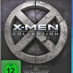 X-Men Collection – X-Men 1 – 6 (Blu-Ray) für 18,49€ (statt 33€)