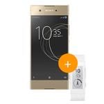 Sony Xperia XA1 + Smartband SWR30 für 29€ + Blau o2 Allnet-Flat mit 3GB LTE für 14,99€ mtl.