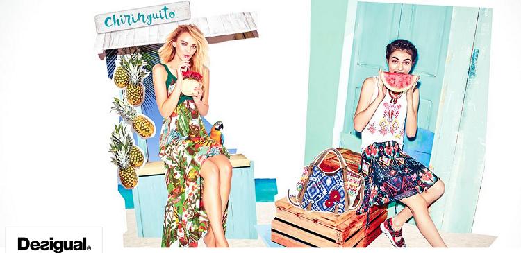Desigual Sale mit bis zu 50% Rabatt bei vente privee   Kleider ab 39€uvm.