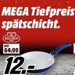 Knaller! Media Markt Mega Tiefpreisspätschicht mit Smartphones & Tablets, Haushaltsgroßgeräten, Kopfhörer u. Pfannen zum Bestpreis