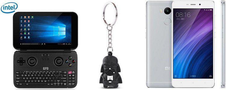 GearBest   3rd Anniversary Birthday Encore mit Gadgets und Elektronik   z.B. Elephone Elecam 360 für 92,13€