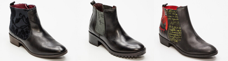 Desigual Schuh Sale mit 54% Rabatt bei Vente Privee