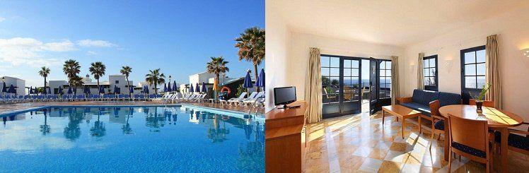 7 o. 14 Nächte auf Lanzarote inkl. All Inclusive Verpflegung + Flüge ab 549€ p.P.