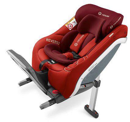 Concord Reverso Plus Reboarder Kindersitz in Rot für 239,99€ (statt 294€)