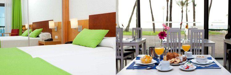 4 o. 7 ÜN im 4* Hotel an der Costa Blanca inkl. Flüge, Halbpension o. Vollpension + Willkommensgetränk ab 309€ p. P.
